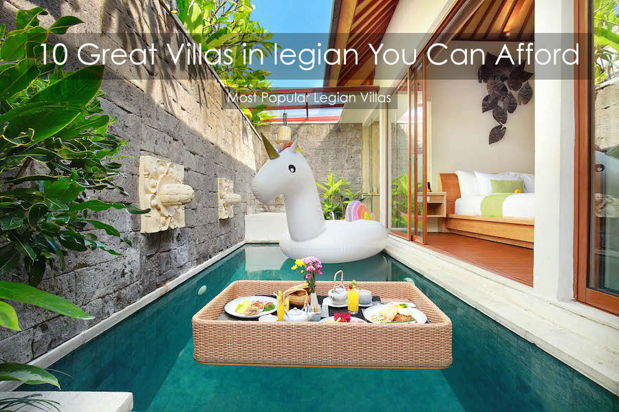 10 Great Villas in Legian You Can Afford from Bali by Hotels.com - Press Ini Vie Hospitality