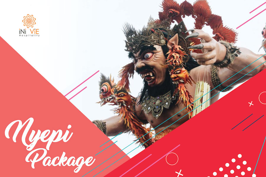 Nyepi/Silent Day Package with Ini Vie Hospitality