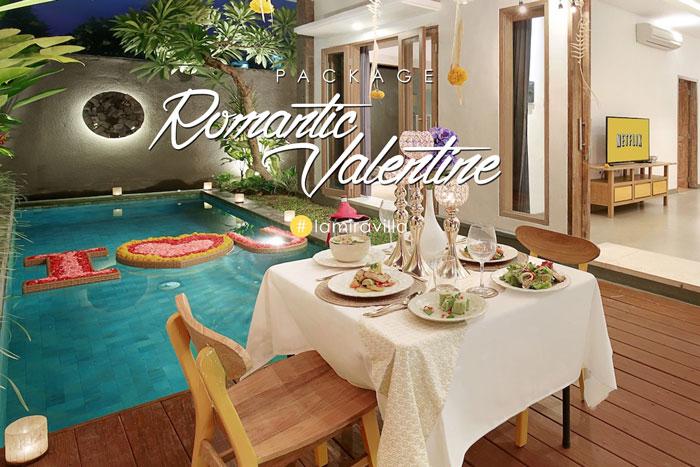 Romantic Valentine Day Package - La Mira Villa by Ini Vie Hospitality